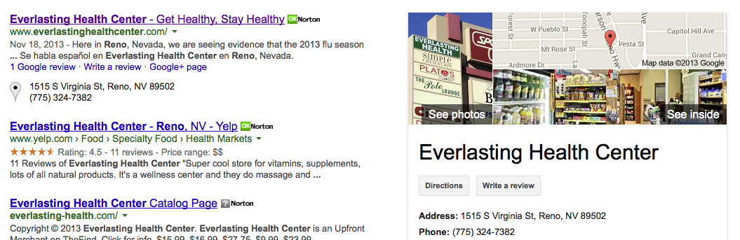 Reno Google Trusted Photographer Marcello Rostagni photographs Virtual Tour for Everlasting Health Center.